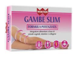 WINTER GAMBE SLIM FORMULA POTENZIATA 60 COMPRESSE