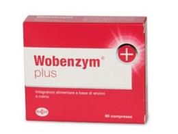 WOBENZYM® PLUS 60 COMPRESSE