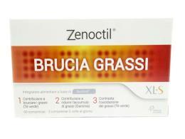 XLS ZENOCTIL® BRUCIA GRASSI 60 COMPRESSE