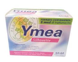 YMEA SILHOUETTE INTEGRATORE ALIMENTARE PER MENOPAUSA - 64 + 64 CAPSULE