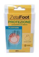 ZETAFOOT PROTEZIONE PLANTARE CUSCINETTO IN LATTICE - 2 PEZZI 7,5 x 9 CM
