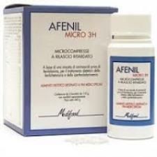 AFENIL MICRO 3H INTEGRATORE ALIMENTARE - 4 BARATTOLI DA 110 G