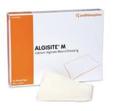 ALGISITE M MEDICAZIONE A BASE DI ALGINATO DI CALCIO - 10 PEZZI DA 10 x 10 CM