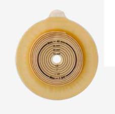ALTERNA MIO PLACCA CONVEX LIGHT RITAGLIABILE - DIMENSIONI FORO 15-33 MM - DIAMETRO FLANGIA 50 MM - 5 PEZZI