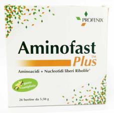 AMINOFAST PLUS 26 BUSTINE DA 6,50 G