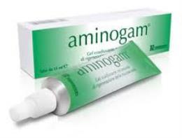 AMINOGAM TUBO DA 15 ml