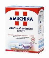 AMUCHINA ADDITIVO DISINFETTANTE IN POLVERE 500 G