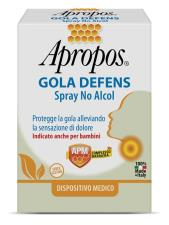 APROPOS GOLA DEFENS SPRAY NO ALCOL 20 ML
