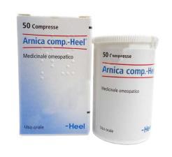 ARNICA COMP HEEL 50 COMPRESSE