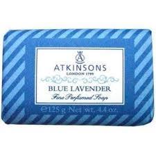 ATKINSONS SAPONE BLUE LAVENDER - 125 GR