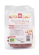 BACCHE DI GOJI BIOLOGICHE ESSICCATE 100 G