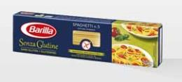 BARILLA SPAGHETTI N. 5 SENZA GLUTINE - 400 G