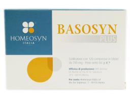 BASOSYN PLUS 120 COMPRESSE