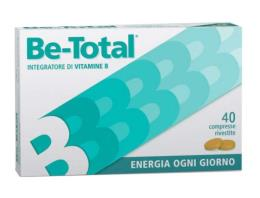 BE TOTAL 40 COMPRESSE