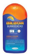 BILBOA BURROCACAO CREMA SOLARE SPF 15 PROTEZIONE MEDIA 200 ml