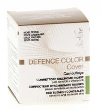 BIONIKE DEFENCE COLOR COVER CAMOUFLAGE VERT CORRETTORE DISCROMIE ROSSE 6 ML