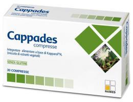 CAPPADES 30 COMPRESSE
