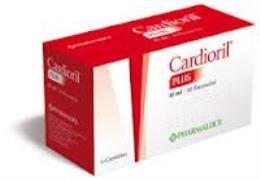 CARDIORIL PLUS INTEGRATORE ALIMENTARE - 10 FLACONCINI DA 10 ML
