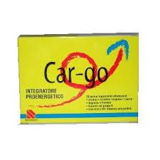 CAR-GO INTEGRATORE PROENERGETICO 20 BUSTE DA 4 G
