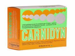CARNIDYN 20 BUSTINE DA 5 G