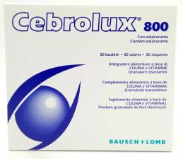 CEBROLUX 800 30 BUSTE