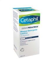 CETAPHIL DERMOPEDIATRICS MOUSSE DETERGENTE LENITIVA - 250 ML