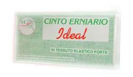 CINTO ERNIARIO SINISTRO - MISURA CIRCONFERENZA 95 CM