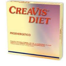 CREAVIS DIET 10 FIALE DA 10 ML