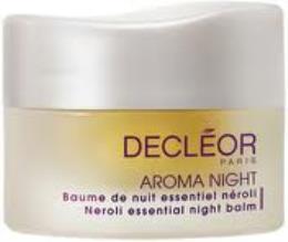 DECLEOR AROMA NIGHT - BAUME DE NUIT ESSENTIEL NEROLI - 15 ML