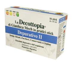 DECOPOCKET DEPURATIVO II 16 STICK DA 30 ML