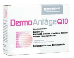 DERMOANTAGE Q10 60 COMPRESSE DA 0,85 G