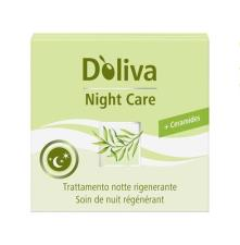 DOLIVA NIGHT CARE CREMA VISO NOTTE BASE 50 ML