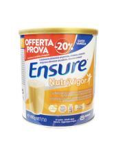ENSURE NUTRIVIGOR INTEGRATORE IN POLVERE PER IL MANTENIMENTO DI MUSCOLI E OSSA - GUSTO VANIGLIA - 400 G