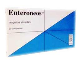 ENTERONEOS INTEGRATORE PER IL TRANSITO INTESTINALE - 20 CAPSULE