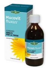 ERBA VITA MUCOVIT FLUXUS SCIROPPO ADULTI - 200 ML