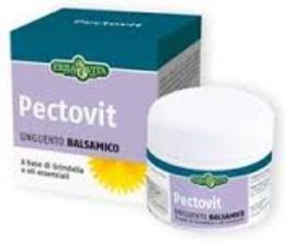 ERBA VITA PECTOVIT UNGUENTO BALSAMICO - 50 ML