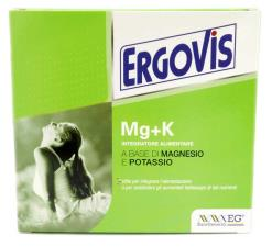 ERGOVIS MG+K MAGNESIO E POTASSIO EG 20 BUSTE DA 10 G