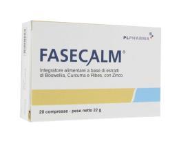 FASECALM 20 COMPRESSE