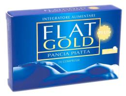 FLAT GOLD PLUS 24 COMPRESSE