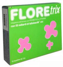 FLORETRIX 10 BUSTINE DA 3 G