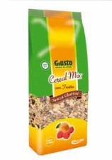 GIUSTO SENZA GLUTINE - CEREAL MIX CON FRUTTA - 300 G