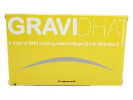 GRAVIDHA 30 CAPSULE