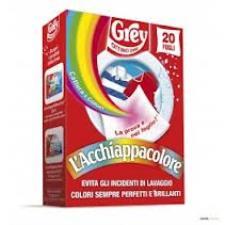 GREY  L'ACCHIAPPACOLORE - 20 FOGLI