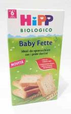 HIPP BABY FETTE - DAL SESTO MESE - 100 G