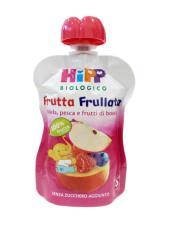 HIPP BABY FRUTTA FRULLATA MELA PESCA E FRUTTI DI BOSCO 90 G