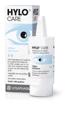 HYLO CARE SOSTITUTO LACRIMALE 10 ML