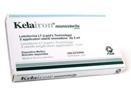KELAIRON MONOSTERILE CREMA 5 APPLICATORI DA 5 ML