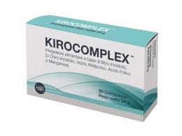 KIROCOMPLEX INTEGRATORE ALIMENTARE 20 COMPRESSE
