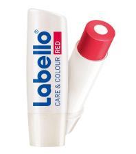LABELLO CARE AND COLOUR RED - 5,5 ML