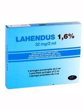 LAHENDUS 1,6% ACIDO IALURONICO 1 SIRINGA DA 2 ML